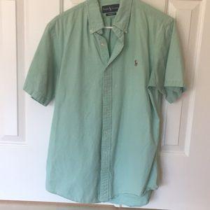 Men's Ralph Lauren short sleeve shirt